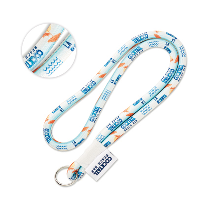 Full colour koord lanyard